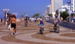 Tayelet – Tel Aviv Promenade