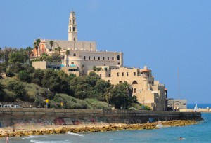 Old Jaffa view