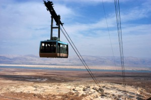 Visit Masada and the Dead Sea
