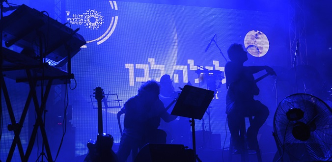 Tel Aviv White Night 2017