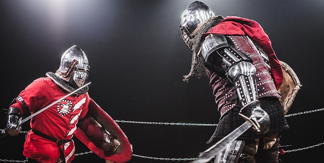 World Medieval Fighting Championship: Israeli Challenge 2015