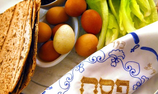 Passover 2016 in Tel Aviv
