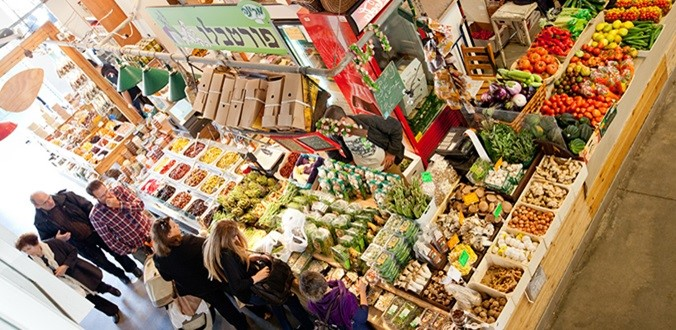 Weekly Tel Aviv Markets and Fairs