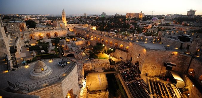The Holy Land – 8 Day Tour (Sunday Arrival)