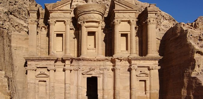 Full-Day tour from Tel Aviv to Petra, Jordan