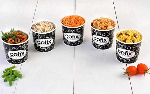 Cofix food Tel Aviv
