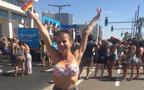 Dilyana Tel Aviv Pride