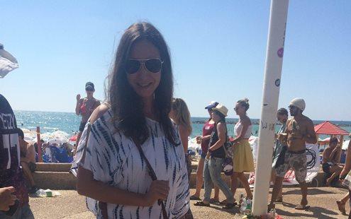Marissa Tel Aviv Pride