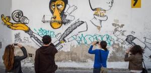 Alternative Tel Aviv Street Art Tours