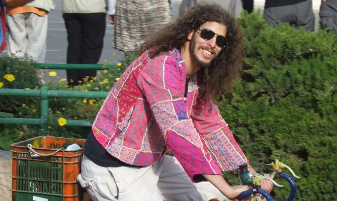 Hippie_David Masters