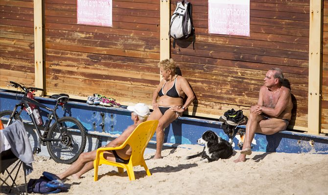 Tel Aviv People_Kfir Bolotin