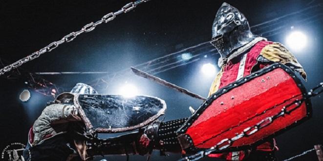 World Medieval Fighting Championship: Israeli Challenge 2015