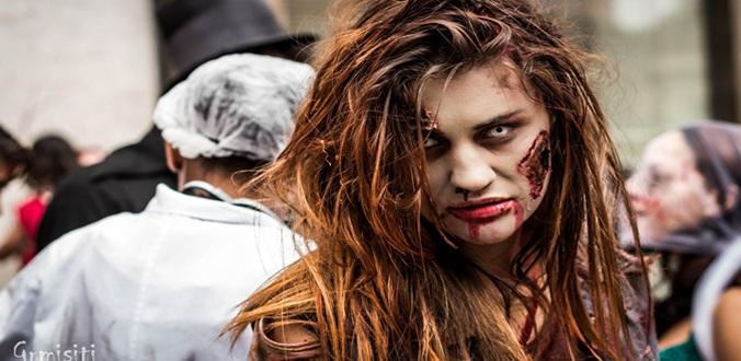 Tel Aviv Zombie Walk 2016