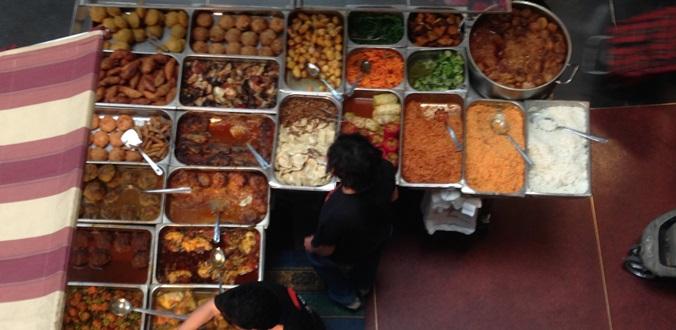 Dizengoff food fair