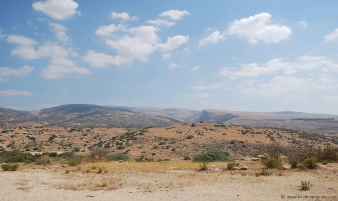 Golan Heights – 1 Day Tour