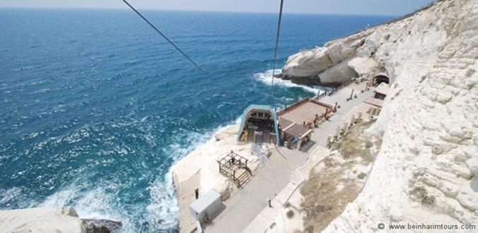 Caesarea, Haifa, Acre & Rosh Hanikra – 1 Day Tour