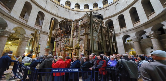 The Holy Land – 8 Day Tour (Wednesday Arrival)