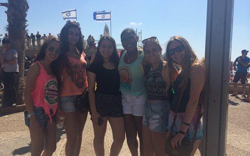 Eika Sierra Tel Aviv Pride