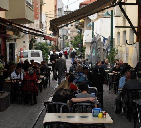 Photo By: Gilad Kavalerchik/Tel Aviv Municipality/Flickr