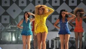 Beyonce in Tel Aviv