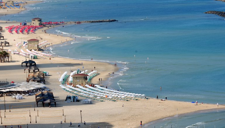 Top 10 Beaches In Tel Aviv And Herzliya